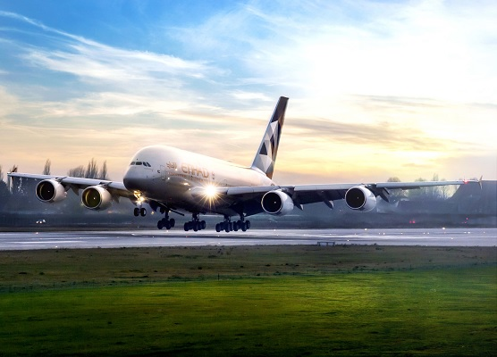 Etihad offers COVID-19 insurance cover